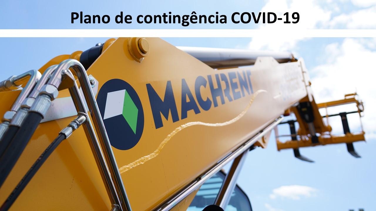 Prevenção docontágio do COVID-19